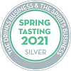 spirit business silver award gin