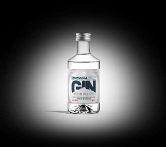 5cl welsh dry gin